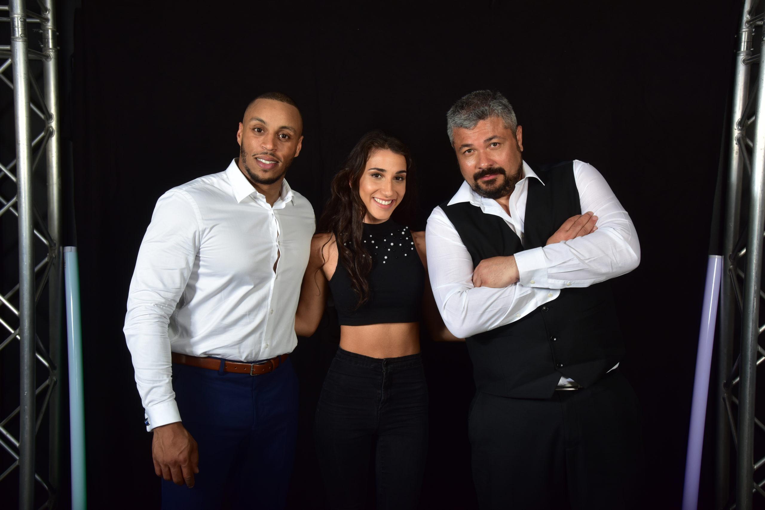 Ines Gadacha & Yassir