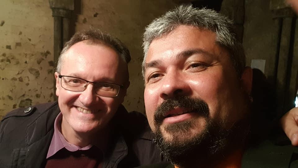 avec Thierry Reynaud